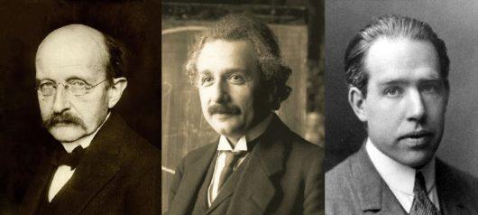 前期量子論の科学者たち